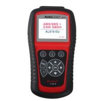 Buy cheap Original Autel AutoLink AL619EU OBDII CAN ABS And SRS Scan Tool Update Online from wholesalers