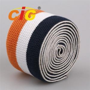 Buy cheap Eco Friendly Custom Woven Elastic Belt Garments Accessories Elastic Band product