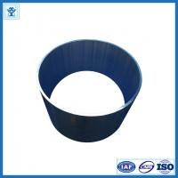 Buy cheap Competitive price customized extruded aluminium round tube diameter 116mm thickness 2.0mm from wholesalers