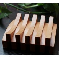 Buy cheap wood soap dish beech wood soap holder wooden soap box from wholesalers