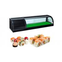 Buy cheap Counter Top Sushi Showcases Commercial Freezer Refrigerator 4 - 8 Degree from wholesalers