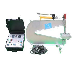 Buy cheap Point Repair Vulcanizing Conveyor Belt Splicing Tools High Efficiency product