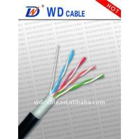 Buy cheap 4P UTP/STP/FTP/SFTP Cat5/Cat5e/Cat6 Outdoor Waterproof Network Cable from wholesalers
