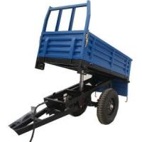 Buy cheap Tractor Trailer 1.5ton with Hydraulic System (SHT15H) from wholesalers