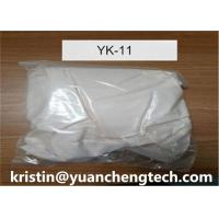 Buy cheap 99% Purity Sarms Raw Powder Yk11 Powder Protect Liver in Fitness CAS 431579-34-9 product