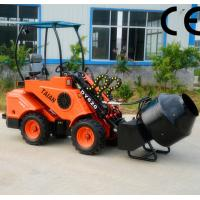 Buy cheap DY840 articulated hydraulic mini loader with ce from wholesalers