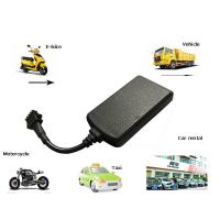 Buy cheap Real Time Car Black Box Recorder / Vehicle Data Recorder For ACC Detection , MTK GSM Chip from wholesalers
