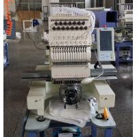 Buy cheap Automatic White Embroidery Machine Multi Needle For Pants / Work Uniforms 540 x 375mm  from wholesalers