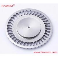 Buy cheap Metal Injection Molding (MIM) for CPU Cooling Fan from wholesalers