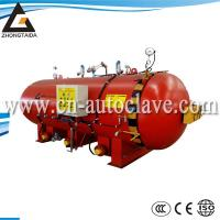 Buy cheap Rubber autoclave for Rubber hose vulcanizing machine from wholesalers