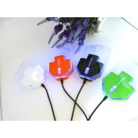Buy cheap Transparent USB wired mouse, Transparent optical mouse, Transparent usb mouse product