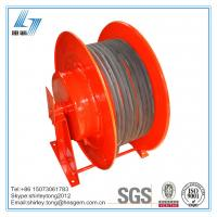 Buy cheap Spring Type Cable Reel for Power Cable on Crane from wholesalers