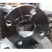 Buy cheap Pipe Fitting Flange Material ASTM A105 product