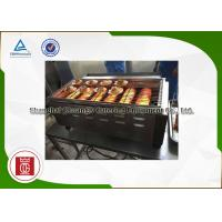 Buy cheap Big Kitchen Commercial Gas Barbecue Grills , Natural Gas Bbq Grill With 6 Burners from wholesalers
