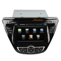 Buy cheap MP3 Player Bluetooth Car DVD Sat Nav For Hyundai Elantra 2014 from wholesalers