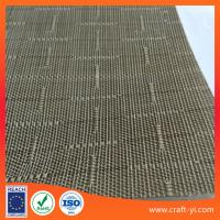 Buy cheap Textilene jacquard weave fabric High-tensile strength, breathable mesh fabrics from wholesalers