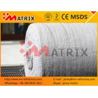 Buy cheap ceramic fiber cloth CE fireproof cloth material woven fabrics 1.5-6mm from wholesalers
