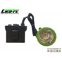 Buy cheap 11200mAh 50000lux Rechargeable Led Head Lamp 3.7W IP65 from wholesalers