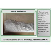 Buy cheap Methyl Stenbolone Steroid Raw Powder , Methylstenbolone Muscle Building Steroids CAS 5197-58-0 from wholesalers