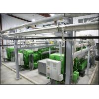 Buy cheap 500KW - 4MW Landfill Gas Power Plant , Renewable Energy Sources Electric Plant from wholesalers