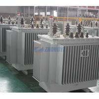 Buy cheap S13 series of Three-phase oil Immersed Transformers,three phase transformer,three phase variable transformer,3 phase tra from wholesalers