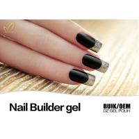 Buy cheap Nail Art Crystal Nails Builder Gel Camouflage Jelly Colors For Training School from wholesalers