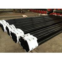 Buy cheap Black Industrial Pipes And Tubes / High Strength Metal Erw Steel Pipe from wholesalers