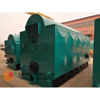 Buy cheap Industrial Steam Generator Chain Grate Coal Fired Steam Boiler 1-20 T/H from wholesalers