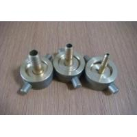 Marine Cast brass air hose coupling