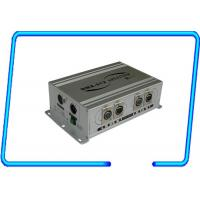 Buy cheap Electrically / Optically Isolated DMX splitter With Zinc alloy housing for Disco and Club from wholesalers