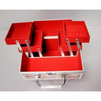 Buy cheap Aluminum train case for cosmetics from wholesalers