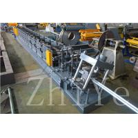 Buy cheap Cangzhou High Efficiency Aluminium Z Section Steel Purlins Cold Roll Forming Machines Prices from wholesalers