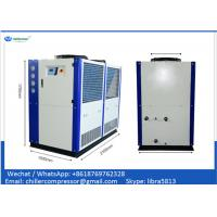 Buy cheap Hot Sale 20hp 30hp Air Cooled Water Chiller for Plastic Extrusion Line from wholesalers
