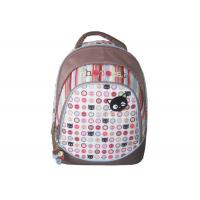 Student 1 COM. Backpack School Bag With Plastic Button And Pencase Gift Set