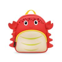 Buy cheap Nice Crab Style Mini Backpacks For Babies , Customized Toddler Backpacks from wholesalers