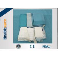 Buy cheap EO Sterile Medical Procedure Packs TUR Drape Pack With ISO13485 Certificate product