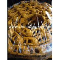 Buy cheap Caterpillar track chain from wholesalers