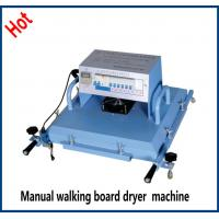 Buy cheap New type 40x50 40x60 Small cheap used Manual walking board dryer  machine for sale for all fabric factory20B from wholesalers