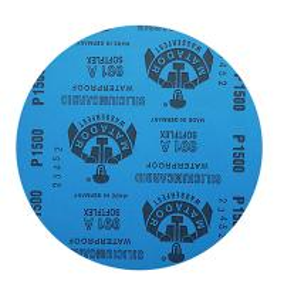 Buy cheap Matador 991A 203mm Waterproof abraisve paper P1500 from wholesalers