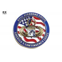 Buy cheap Soft Enamel Custom Challenge Coins Antique Bronze 3D Embossed  Zinc Alloy from wholesalers