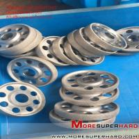 Buy cheap Vacuum welded diamond grinding wheel  for all kinds of stone product   Alisa@moresuperhard.com from wholesalers