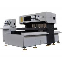 Buy cheap 1500w 3 Phase CO2 Metal Laser Cutting Equipment For Die Cutting Factory product