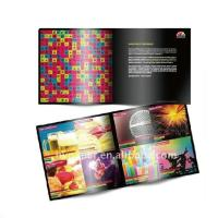 Buy cheap A5 Square / Rectangle Glossy, matte lamination coating Booklet, Colour Brochure Printing from wholesalers