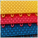 Buy cheap Professinal Manufacture ourtdooranti-slip modular interlocking portable used basketball flooring from wholesalers
