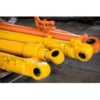 Buy cheap Flat Gate Replacement Engine Crane Hydraulic Cylinder Stainless Steel from wholesalers