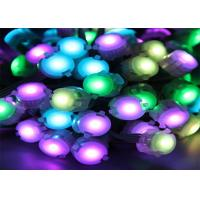 Buy cheap Programmable Addressable 20mm LED Point Light Color Changing DMX512 from wholesalers