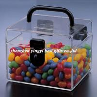 Buy cheap NEW  acrylic Coin Bank wholesale from wholesalers