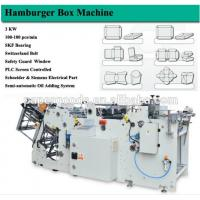 Buy cheap 2016 Drupa High Speed Paper Box Making Machine Price With Low Cost from wholesalers