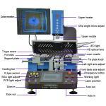 Buy cheap bga welding machine WDS-650 pcb board repairing chip desoldering station from wholesalers