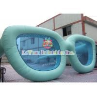 Buy cheap Glasses Shape Inflatable Advertising Products / Business Advertising Signs from wholesalers